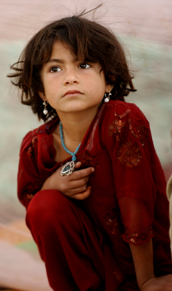 Child From Afghanistan