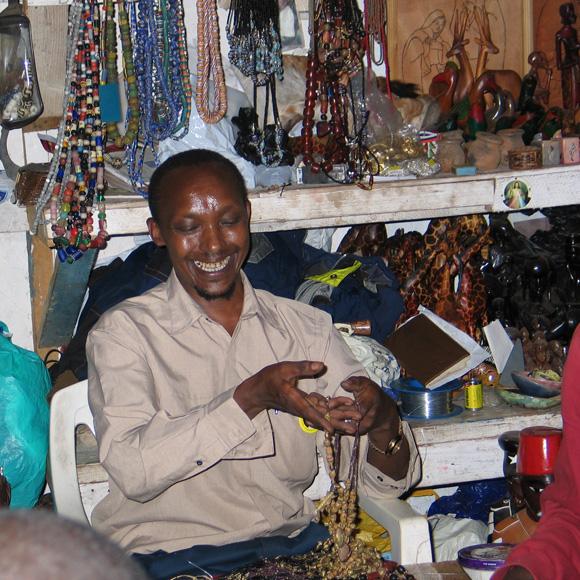 Handmade Jewelry from Kenya