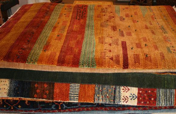 Zollanvari Gabbeh Carpets for Sale